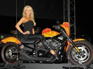 Harley Davidson Cosmic Starship – $1 million