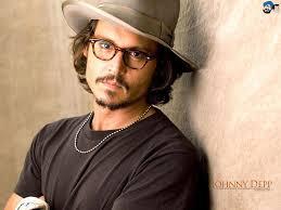 Johnny Depp-2nd most popular Hollywood actor