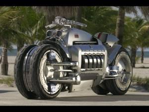Dodge Tomahawk V10 Superbike – $555,000