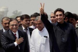 Bhutto- Zardari Family