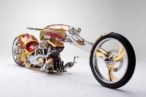 Yamaha Roadstar BMS Chopper – $500,000