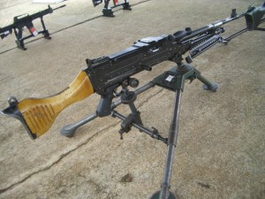 Thompson M192 Machine Gun