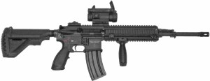Heckler and Koch HK416 Assault Rifle