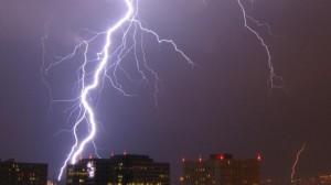 Will I ever get struck by lightning?