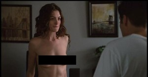 Anne Hathaway Nude in 'Love And Other Drugs'