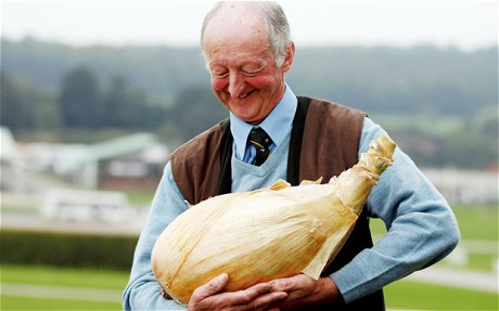 Most Weird World Records : Biggest Onion