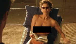 Halle Berry Nude in 'Swordfish'
