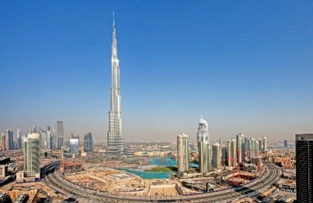Burj Kalifa (DUBAI, UAE)