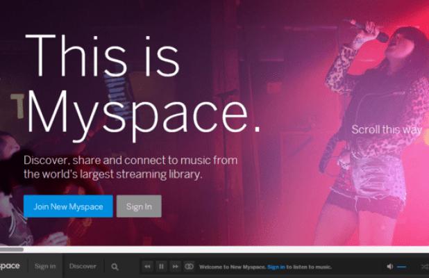 Classic MySpace