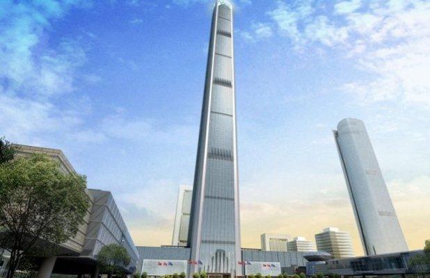 Goldin Finance 117 (TIANJIN, CHINA)