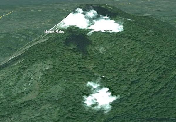 Lost Rainforest on Mount Mabu