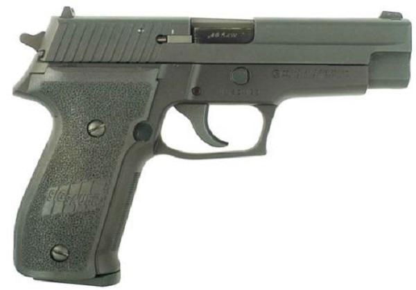 The Sig- Sauer -P226