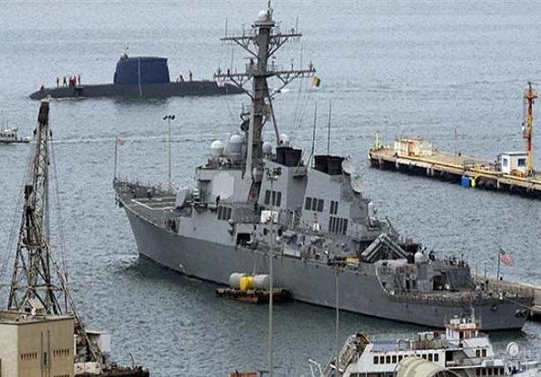Десятке военно-морских сил в мире : ВМС США