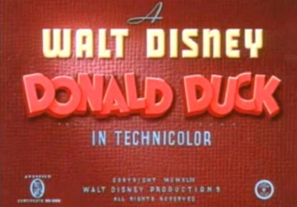 For five years Disney and Technicolor were in contract