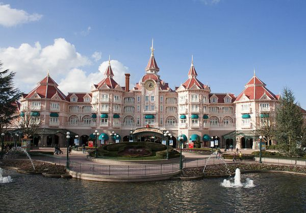 It would take 68.5 years to sleep in every single room at Disney world