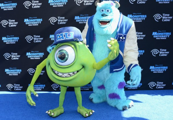 Monster's Inc.'s character Sulley has more than 2.3 million delicately animated individual hairs