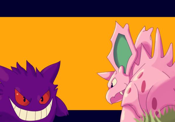 Facts about Pokemon : Nidorino and Gengar