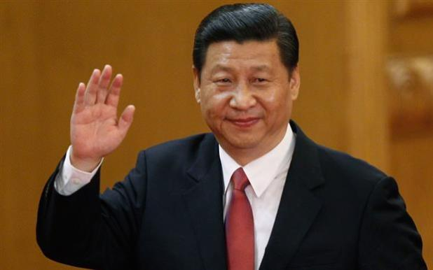 3rd most powerful person - Xi Jinping