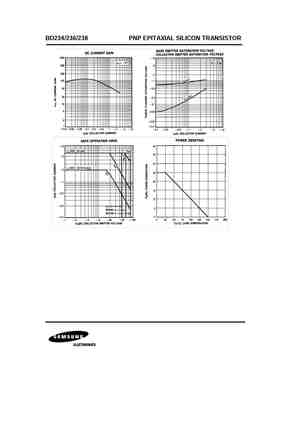 BD234 Datasheet, Equivalent, Cross Reference Search