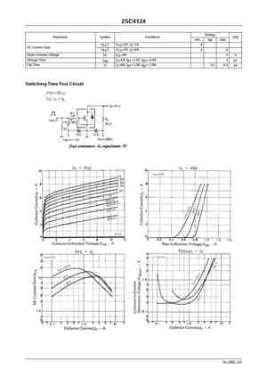 2SC4126 Datasheet, Equivalent, Cross Reference Search