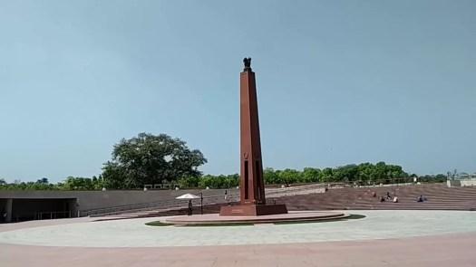 Amar Chakra, National War Memorial