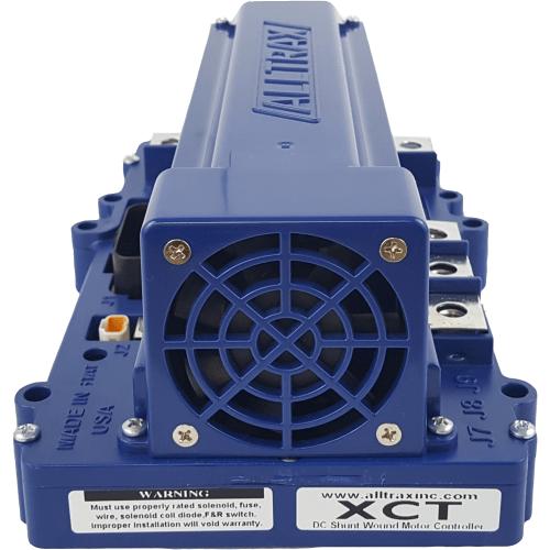 small resolution of hi reliability fan panel xct shunt controllers alltrax hi reliability fan panel club car alltrax controller wiring diagram
