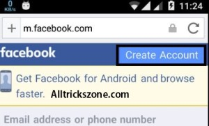 Create Facebook Accounts
