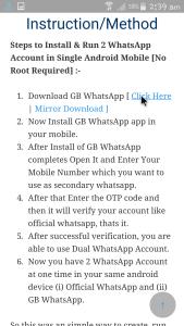 Download 2 WhatsApp