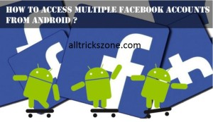 android multiple facebook apps accounts