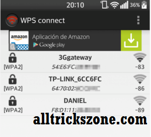 wps connect best Wifi hacking app