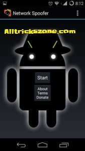 network snoofer android