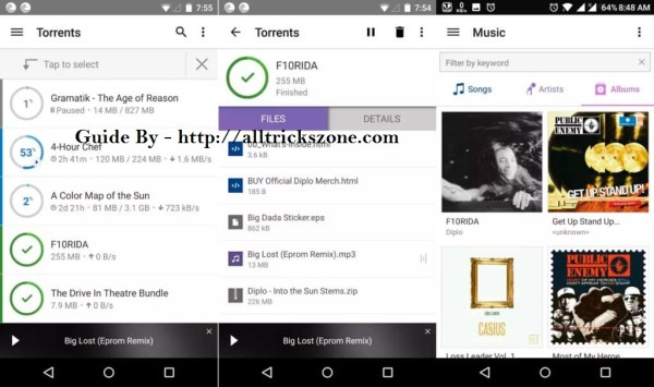 torrent downloader app