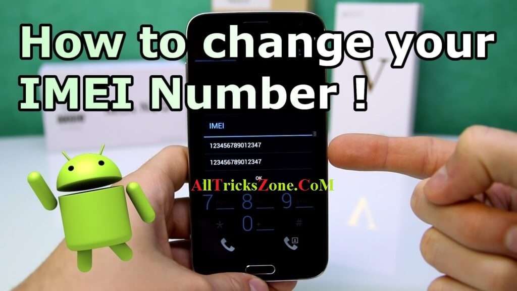 How to Change IMEI in Android