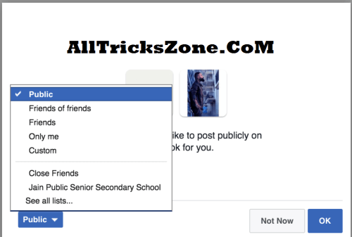 facebook Group Poster Script tricks