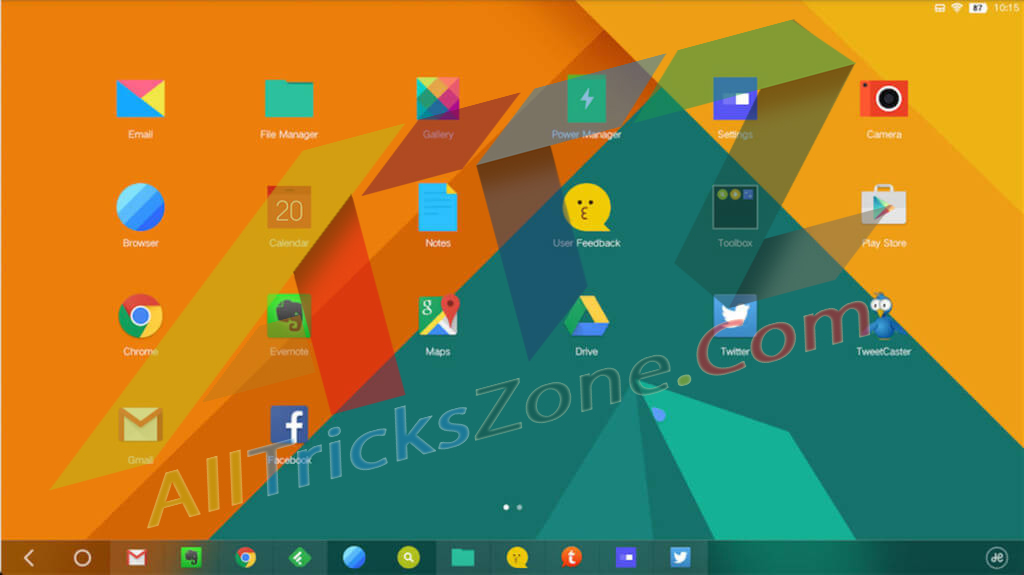 how to install remix os