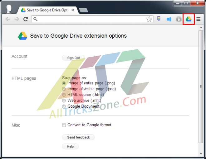 how to save videos to google drive