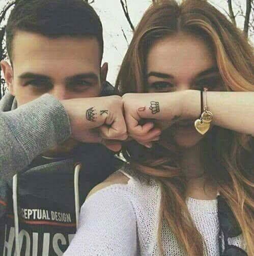 Girl Boy Couple DP