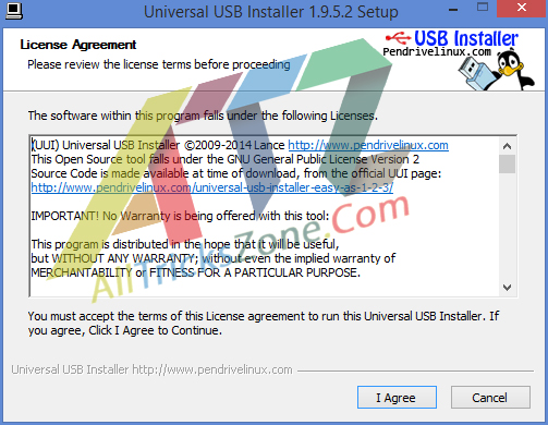 pendrive linux Live-Usb-creator installer