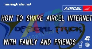 Aircel data share