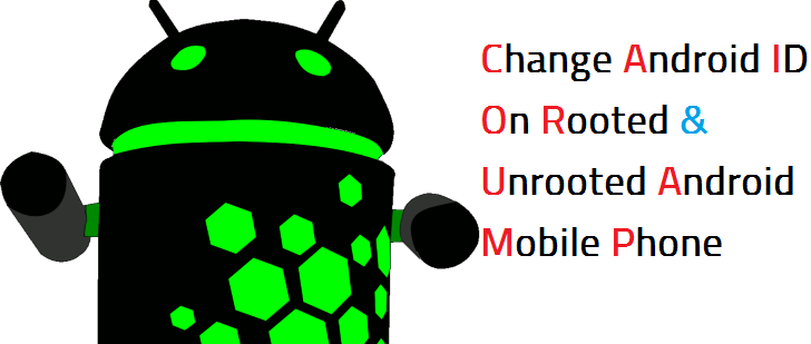 How to Change Android ID On Rooted & Non Rooted Mobile