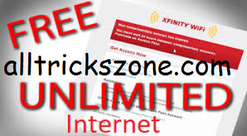 Xfinity WiFi Username and Password Hack? For Limited Time (2019)