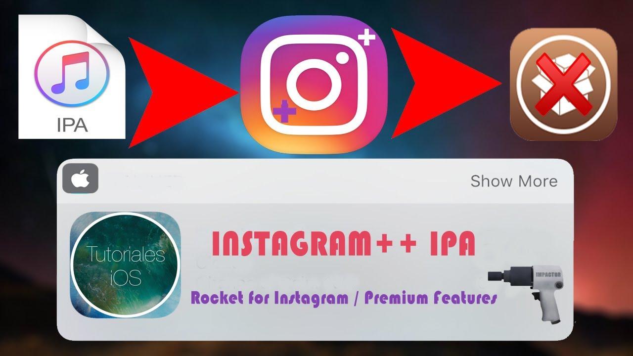 Download Instagram++ IPA ios