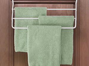 kitchen towel bar ticket printer top ten best racks reviews all true stuff sunbeam 3 rack