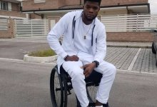 Photo of Ogidi Brown Shares Details On How He Lost His Legs
