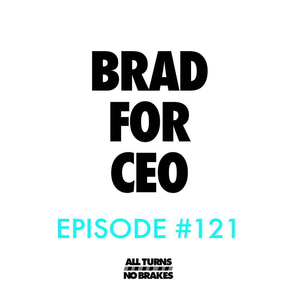 NASCAR Podcast: Brad for CEO