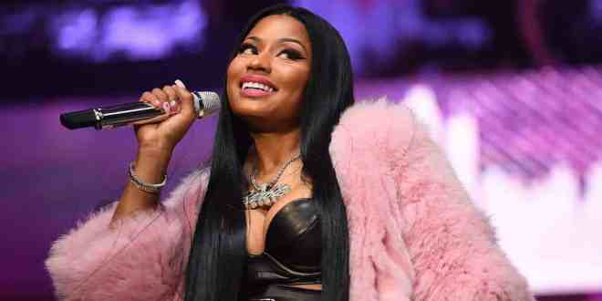 Nicki Minaj Becomes A Mom!