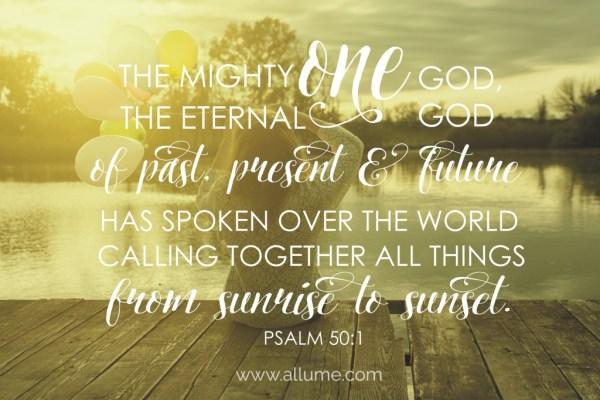 Psalm 50 - 2 final