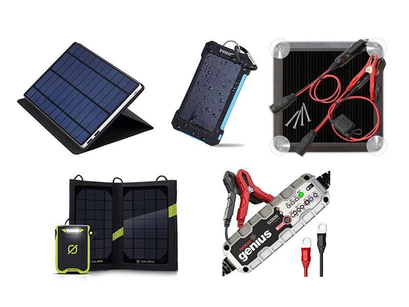 Comment choisir le meilleur chargeur de batterie solaire