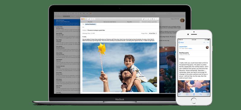 Comment transférer Apple Mail d'un Mac vers un autre compte