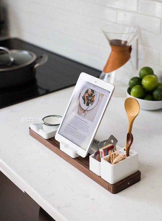 Meilleurs accessoires et applis cuisine pour l'iPad et l'iPhone